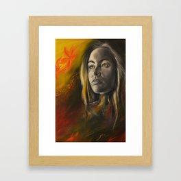 Jaclyn Framed Art Print