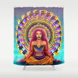 Soul Shower Curtain