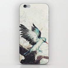 Flight iPhone & iPod Skin