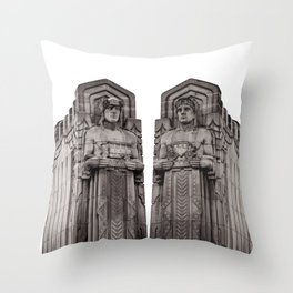 There's No Place Like Home Throw Pillow