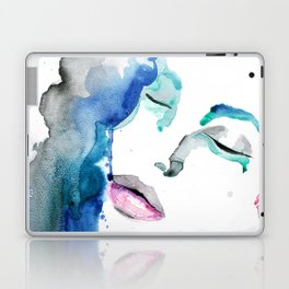 Angelina Two Laptop & iPad Skin