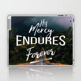 His Mercy Endures Forever Laptop & iPad Skin