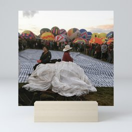 Albuquerque Balloon Festival Mini Art Print