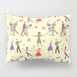 Dancers Pillow Sham