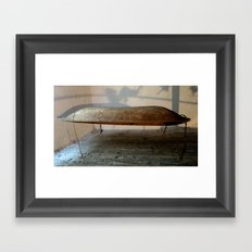 object Framed Art Print