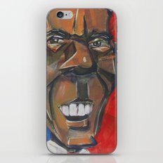 Obama Abstract iPhone & iPod Skin