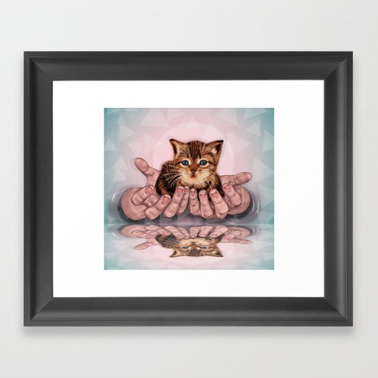 Possession Framed Art Print