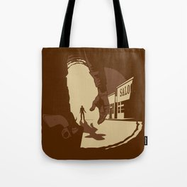 Showdown Tote Bag