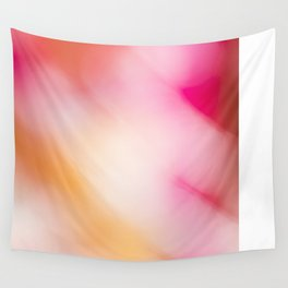 Pink Colours Wall Tapestry