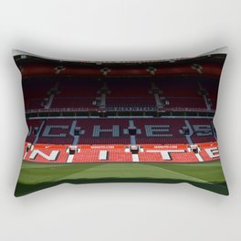 The Theatre of Dreams Rectangular Pillow