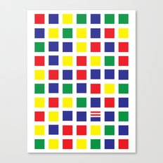 Square's Waldo Canvas Print