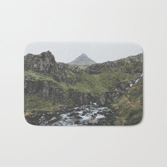 Mjóifjörður, Iceland II Bath Mat