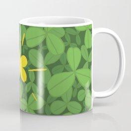 Le trèfle doré Coffee Mug
