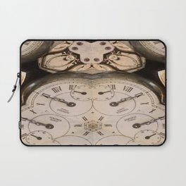 Tic Toc Laptop Sleeve