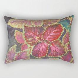 Coleus Rectangular Pillow