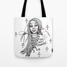 #STUKGIRL ASHLITA Tote Bag