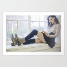 Desire Art Print