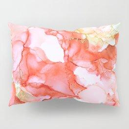 Coral Echoes Pillow Sham