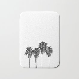 Palm trees 3 Bath Mat