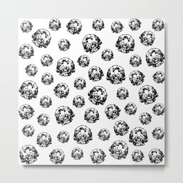 LOVELY GIFTS FOR THE COCKAPOO DOG LOVER FROM MONOFACES FOR YOU IN 2021 Metal Print