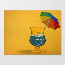 Summertime! Canvas Print