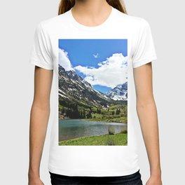 : maroon bells : T-shirt