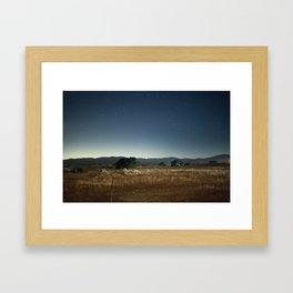 Santa Ysabel Framed Art Print