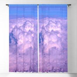 Cloudscape III Blackout Curtain