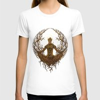 groot T-shirts featuring Groot Mandala by Megmcmuffins