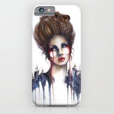 Burn // Fashion Illustration Slim Case iPhone 6s