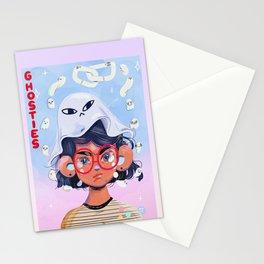 Tears AKA Ghosties  Stationery Cards