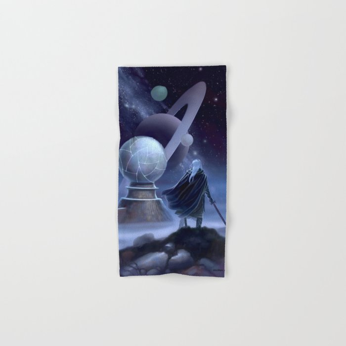 The Temple at the End of Time Hand & Bath Towel