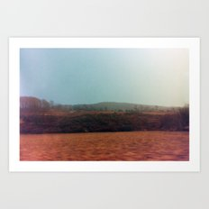 Pennsylvania Sky No.2 Art Print