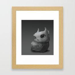 Tiny Owl Framed Art Print