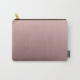 Grey and pink Carry-All Pouch