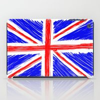 flag iPad Cases featuring Flag by Svetlana Sewell
