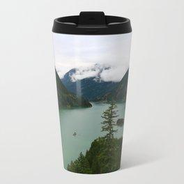 Ross Lake View Metal Travel Mug