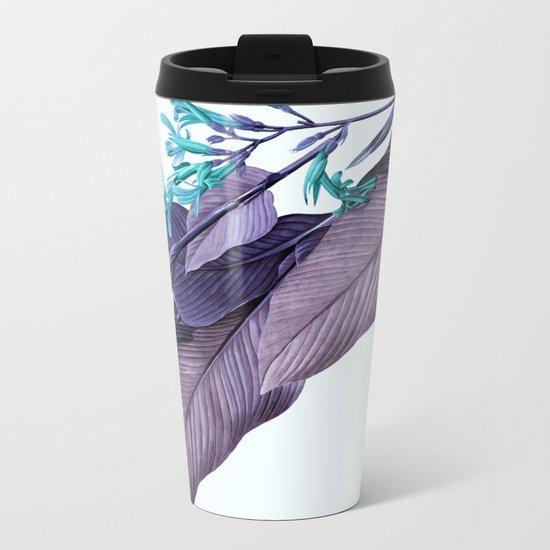 Lavender J'adore Metal Travel Mug