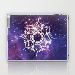 Space Mandala Laptop & iPad Skin