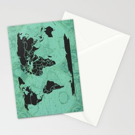 Paradigm Time Stationery Cards