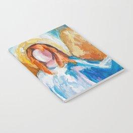 Angel Of Harmony 18x24 Notebook