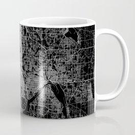 minneapolis map Coffee Mug