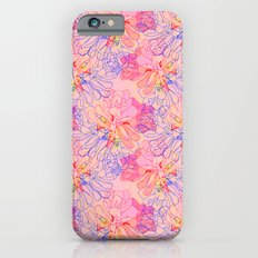 psychedelic succulent Slim Case iPhone 6s