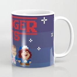 STRANGER 8-BITS Coffee Mug