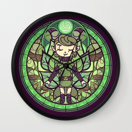Saria, Sage of Forest Wall Clock