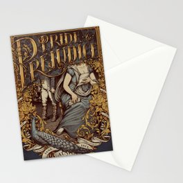 Pride and Prejudice Stationery Cards