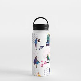 colorHIVE characters Water Bottle