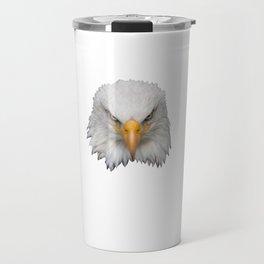 QAnon Shirt Q Anon Eagle Great Awakening USA Travel Mug