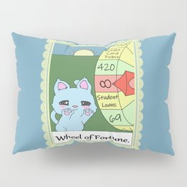 Wheel of Fortune Pillow Sham
