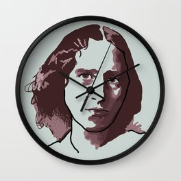 George Eliot Wall Clock